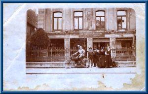 Fahrrad Salcher seit 1921