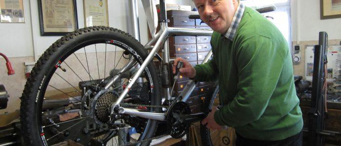 Fahrrad Reparatur Augsburg